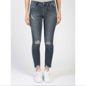 Articles of society Suzy Step Hem Skinny J…